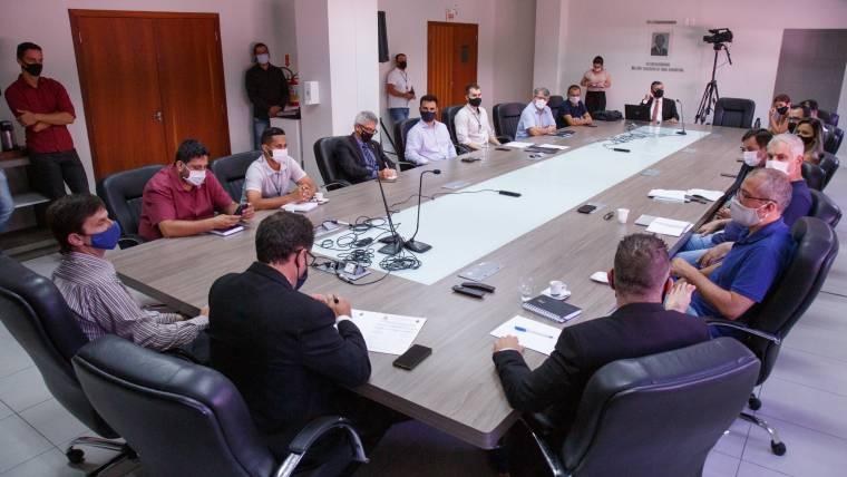 Observatório Social de Itajaí participa de reunião sobre o programa de desestatização do Porto de Itajaí