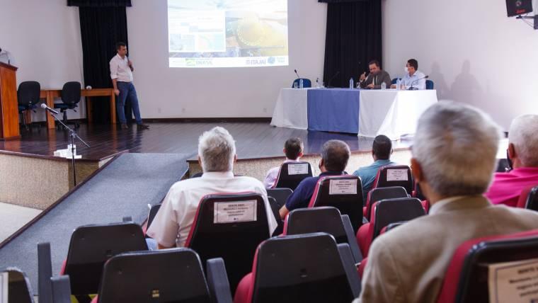 Observatório Social de Itajaí  tem  representantes na comissão sobre a privatização do Porto