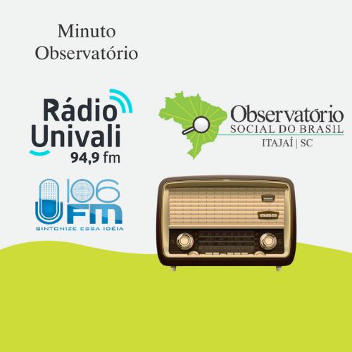 Observatório Social de Itajaí mantém parceria com duas emissoras de rádio para divulgação dos trabalhos